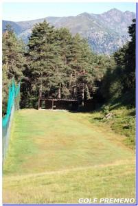 campo pratica golf premeno